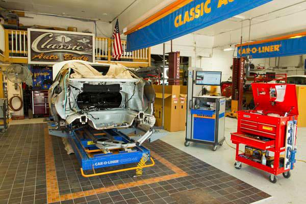 Classic Auto Body Auto Body Shop Paterson Nj
