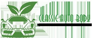 Classic Auto Body Logo